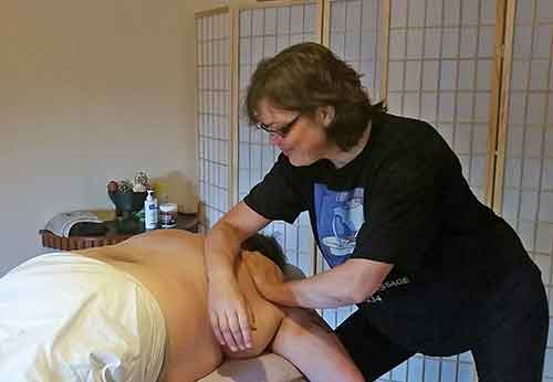 Evelin Zagone, Chicago Massage Therapist